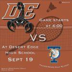 Girls Varsity Badminton falls to Thunderbird 9 – 0