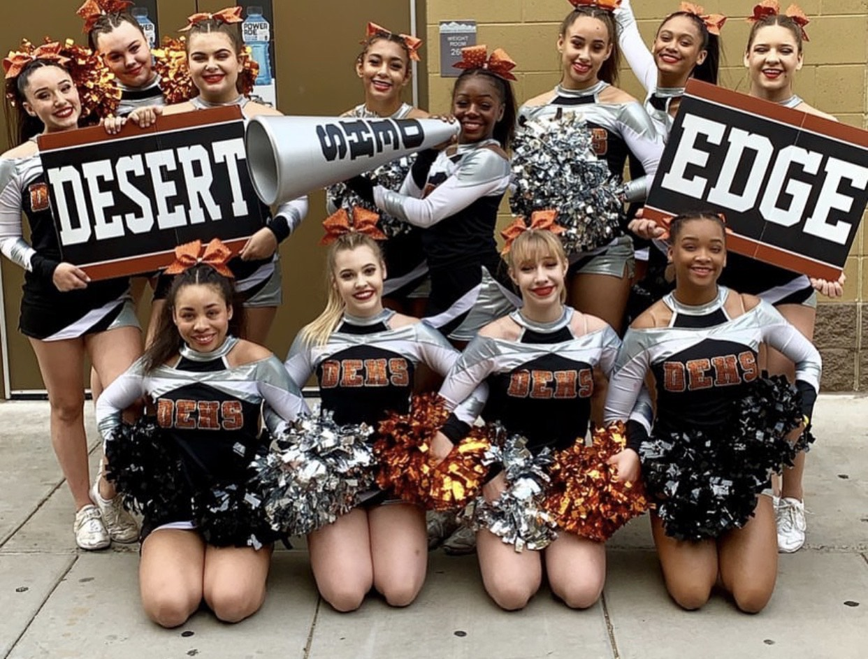 Cheer Qualifies for Nationals!