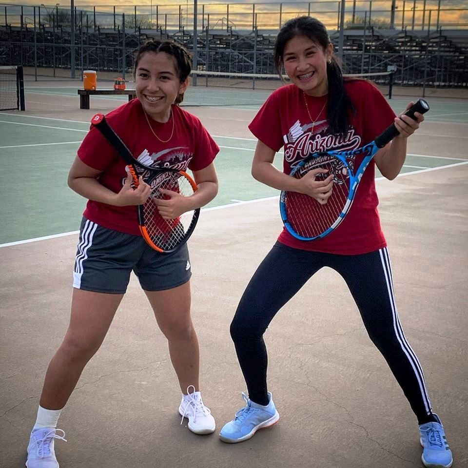 Scorpions chosen for Sports360 AZ All-Academic First Team, Tennis