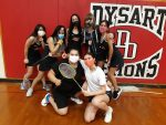 Badminton wins over Dysart in sectional opener