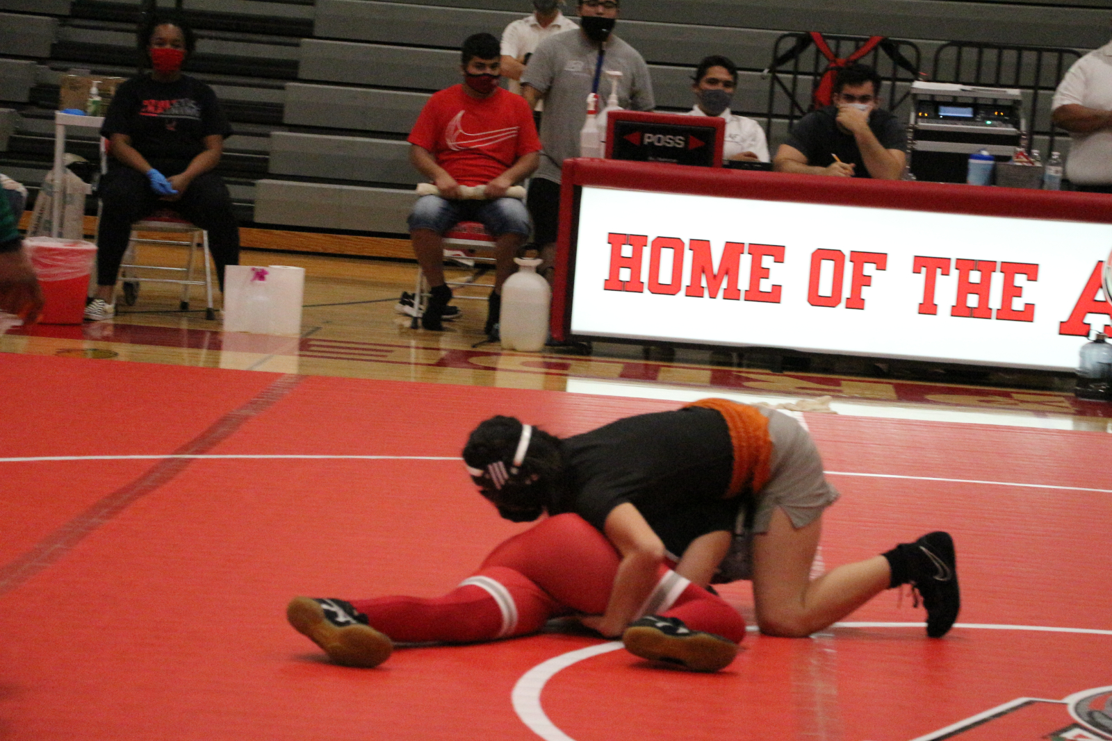 Wrestling Photos vs Agua Fria 2.3.2021
