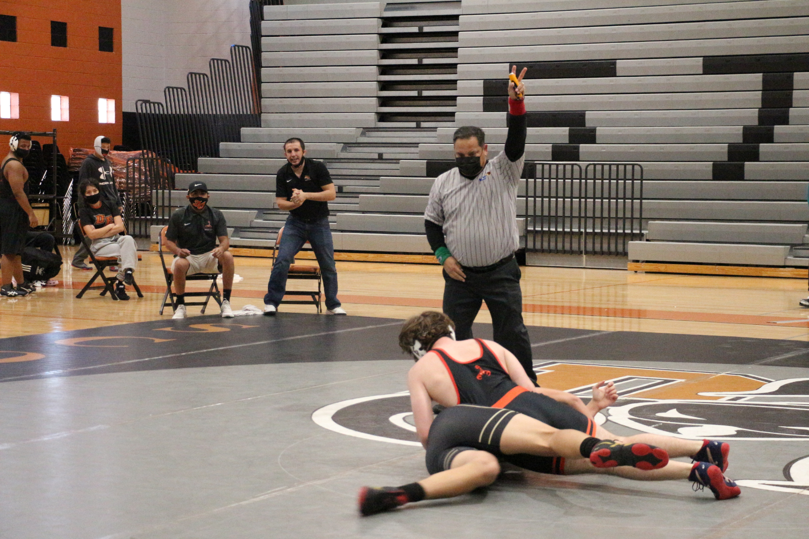 Wrestling Photos vs Dysart & Verrado 1.30.2021