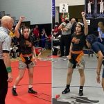 Girls Wrestlers Gain Great Experience at State