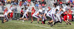 Monarch Freshman Football vs. Big Walnut 8/26/17