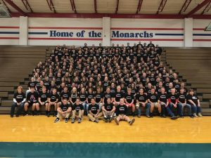 #ShowYourPeitsStrong  Monarch Nation!