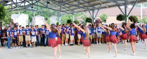 Varsity Monarchs vs. Delaware Hayes 9/1/17