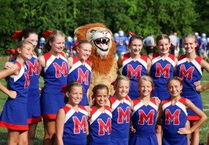 7th Grade Monarchs vs. UA Hastings 8/30/17