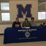 Keber Signs with Fairmont State!