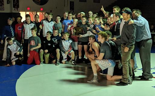 Wrestlers win Regional