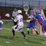 Boys Varsity Lacrosse beats Newark 22 – 1