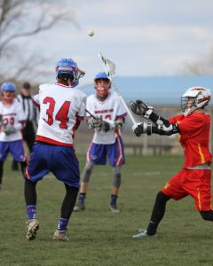 JV Boys Lacrosse Big Walnut Photos