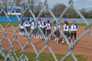 Varsity Softball 04-05-18
