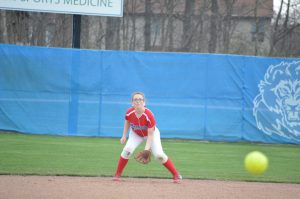 Varsity Softball 04-14-18