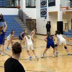Girls Varsity Basketball falls to Hilliard Darby 55 – 35
