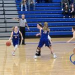 Lady Monarchs come up short against Olentangy Liberty 66-51
