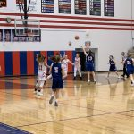 Girls JV-B Basketball falls to Thomas Worthington 44 – 27