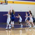 Girls Varsity Basketball falls to Jackson 50 – 26