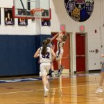 Girls JV-B Basketball beats River Valley 37 – 22