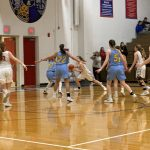 Girls Varsity Basketball falls to River Valley 65 – 53