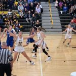 Girls Varsity Basketball falls to Upper Arlington 37 – 33