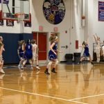 Girls Varsity Basketball falls to Hilliard Davidson 56 – 31