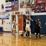 Girls Junior Varsity Basketball beats Westland 54 – 11
