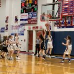 Girls Junior Varsity Basketball beats Franklin Heights 42 – 5