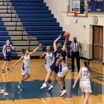 Girls Junior Varsity Basketball beats Central Crossing 38 – 27