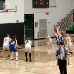 Girls JV-B Basketball falls to Dublin Coffman 55 – 21