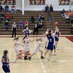 Girls Junior Varsity Basketball falls to Big Walnut 44 – 33