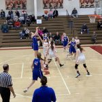 Girls Varsity Basketball falls to Big Walnut 55 – 45