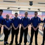 Boys Varsity Bowling finishes 14th place at Division 1 Sectionals Tournament