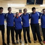 Boys Varsity Bowling finishes 8th place at OHSAA Boys Central Division I District Bowling Tournament