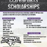e-sports scholarship opportunities