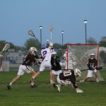 Monarch Varsity Boys Lacrosse Down Buckeye Valley Barons