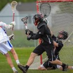 The Jonathan Alder Pioneers fell to the Monarchs 13 to 9.