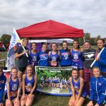 Girls Cross Country finishes 3rd at Districts, advances to Regionals