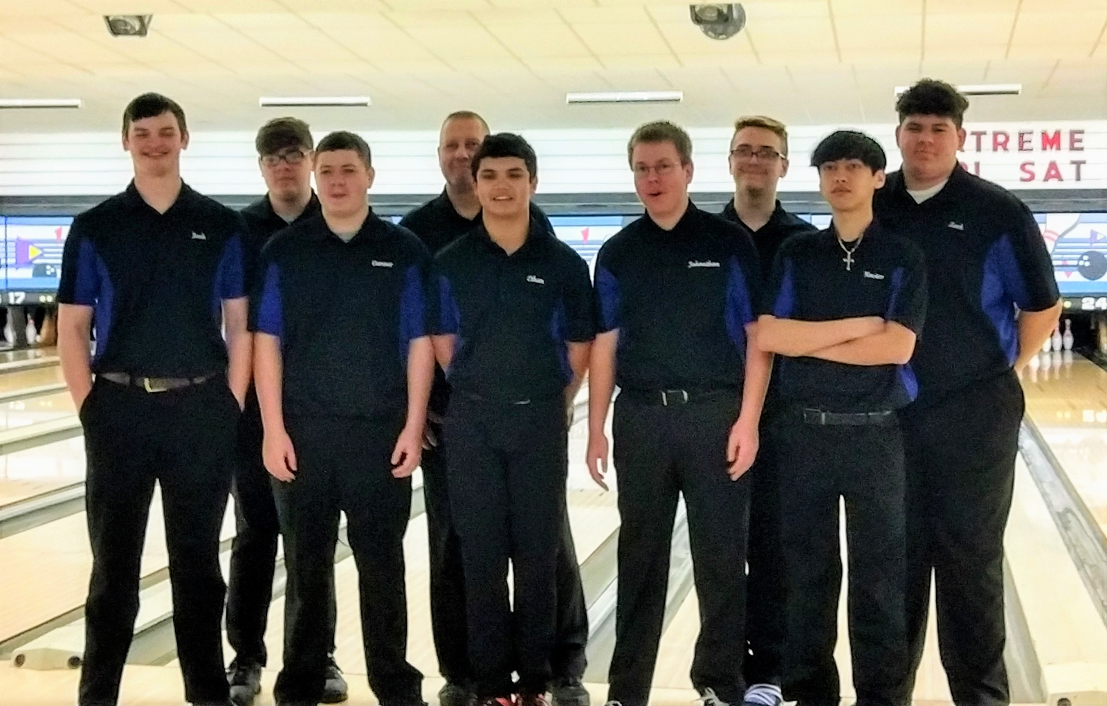 Boys Varsity Bowling finishes in Top 10 at Viking Classic Tournament