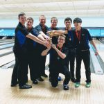 Boys Varsity Bowling Places 2nd at Central District Preview Tournament