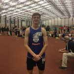 Tristan Karnes places 14th in 3200m at Indoor State
