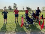 Girls Varsity Golf falls to Fairbanks 196 – 201