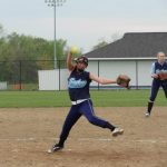 Sailor Freshman Softball Splits with Byron Center