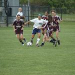 JV Girl's Soccer Team Defeats FHE
