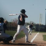 Freshman Baseball Drops Doubleheader to Middleville