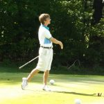 Boys varsity golf outduals Unity