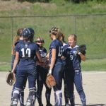 South Christian Softball Moves On In Distrists