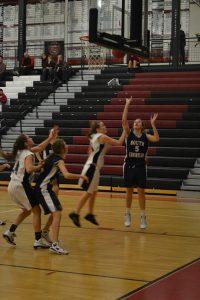 2011-12 Girls JV Basketball Season