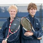 Boys Tennis Off to a Great Start