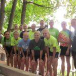2012 Freshman Volleyball Team Building