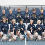 Strong Start Continues for Sailor Tennis